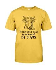 Farm Cow Classic T-Shirt front