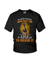 Miniature Pinscher Know Youth T-Shirt thumbnail