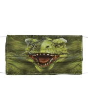 Dinosaur Face T826 Cloth face mask front