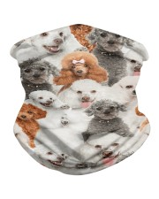 Poodle Awesome H28867 Neck Gaiter thumbnail