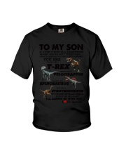 Family - To My Son T-rex Youth T-Shirt thumbnail