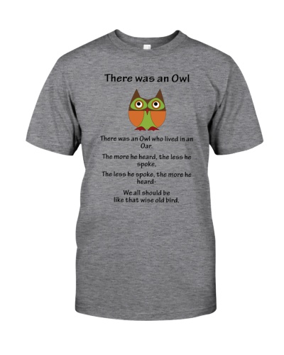 Owl Live In An Oar