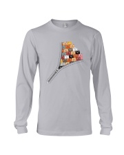 Cat Zip Long Sleeve Tee thumbnail