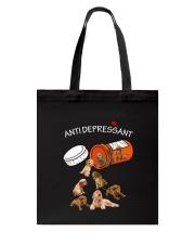 English Cocker Spaniel Anti Tote Bag thumbnail