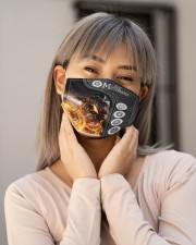 Motorbike Fire T825 Cloth face mask aos-face-mask-lifestyle-17