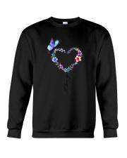 Butterfly - I love you Crewneck Sweatshirt thumbnail