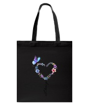 Butterfly - I love you Tote Bag thumbnail