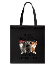 Cat Relax Tote Bag thumbnail