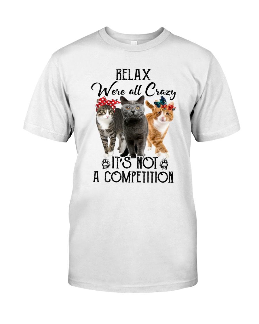 Cat Relax Classic T-Shirt