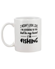 I'm Fishing Mug back