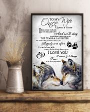 Wolf To My Wife 11x17 Poster lifestyle-poster-3