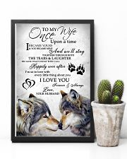 Wolf To My Wife 11x17 Poster lifestyle-poster-8
