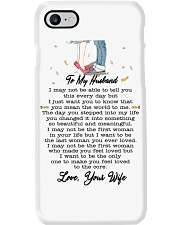 Family To My Husband You Are My World Phone Case thumbnail