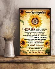 Family Daughter I Loved You Before  11x17 Poster lifestyle-poster-3