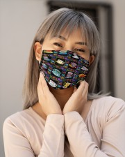 Coffee Cup T824 Cloth face mask aos-face-mask-lifestyle-17