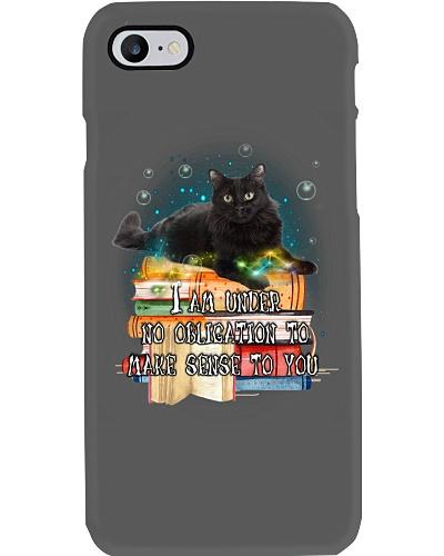 Black Cat Make Sense To You