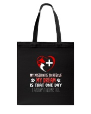 Rescue Dream Tote Bag tile