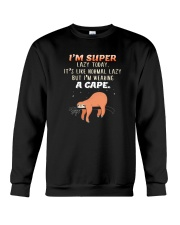 Sloth Super Crewneck Sweatshirt thumbnail