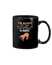 Sloth Super Mug thumbnail
