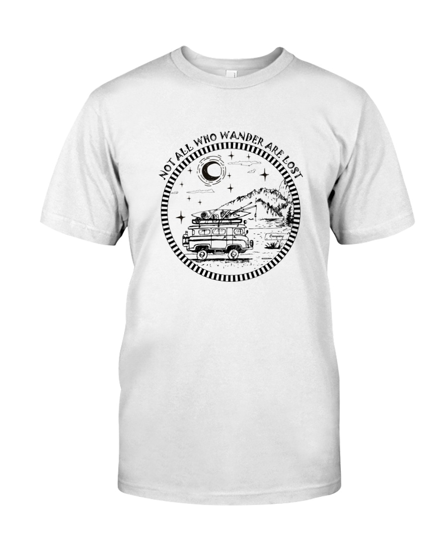 Camping Go Classic T-Shirt