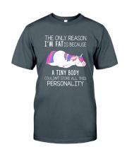 Fat Body Classic T-Shirt front