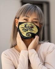 Jack Skellington Awesome G82783 Cloth Face Mask - 3 Pack aos-face-mask-lifestyle-17