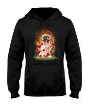 Shih Tzu Heart Hooded Sweatshirt thumbnail