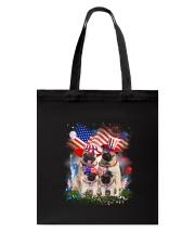 Pug USA Tote Bag thumbnail
