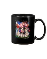 Pug USA Mug thumbnail
