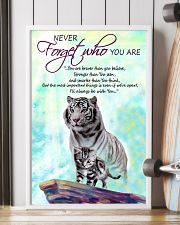 Cat Who You Are 11x17 Poster lifestyle-poster-4
