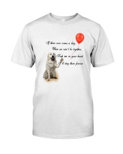 Great Pyrenees Stay Here Forever Classic T-Shirt thumbnail