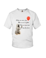 Great Pyrenees Stay Here Forever Youth T-Shirt thumbnail