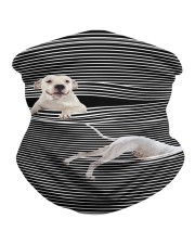 Dogo Argentino Striped T821  Neck Gaiter thumbnail