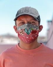 Teacher Peace Love T827 Cloth face mask aos-face-mask-lifestyle-06