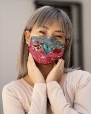 Teacher Peace Love T827 Cloth face mask aos-face-mask-lifestyle-17