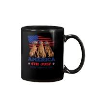 Rhodesian Ridgeback America Mug thumbnail