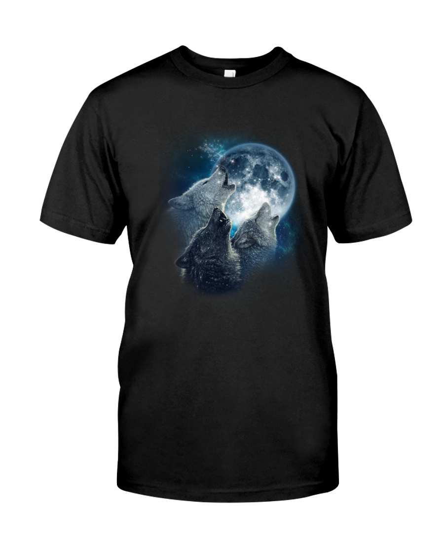 Wolf Group Classic T-Shirt