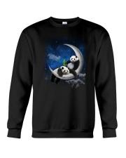 Panda Moon Crewneck Sweatshirt thumbnail