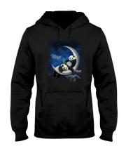 Panda Moon Hooded Sweatshirt thumbnail