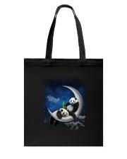 Panda Moon Tote Bag thumbnail