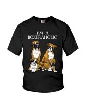 BOXERAHOLIC Youth T-Shirt thumbnail