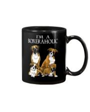 BOXERAHOLIC Mug thumbnail