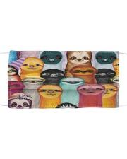 Colorful Sloth G82814 Mask tile