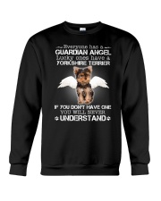 Dog Yorkshire Terrier camp mau Crewneck Sweatshirt thumbnail