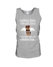 Dog Yorkshire Terrier camp mau Unisex Tank thumbnail