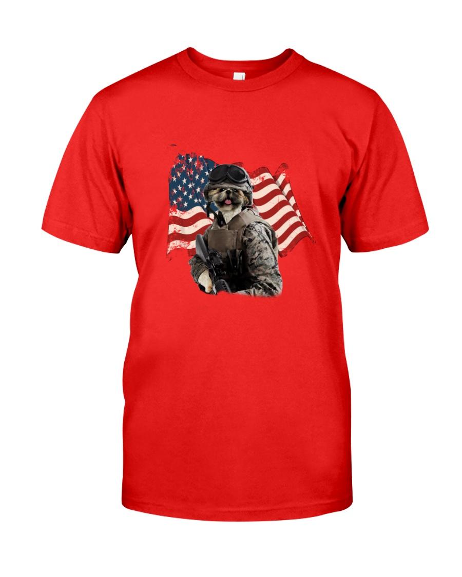 Shih Tzu Cool Classic T-Shirt