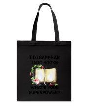 Book Disppear Into Book Tote Bag thumbnail