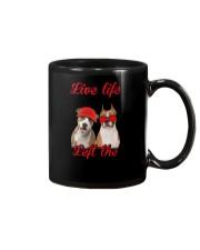 American Staffordshire Terrier Gate Mug thumbnail