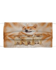 Awesome Shiba Inu G82744 Cloth face mask front