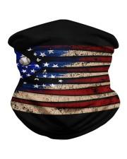 Baseball USA Flag T826 Neck Gaiter tile